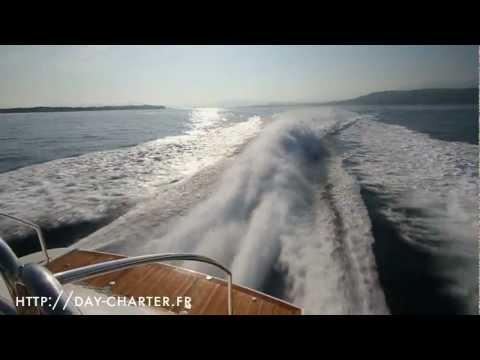 Leopard 24m yacht charter Cannes St Tropez or Monaco