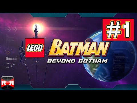 LEGO Batman: Beyond Gotham (By Warner Bros.) - iOS / Android - Walkthrough Gameplay Part 1