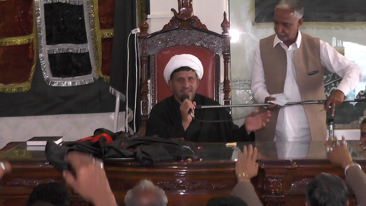 Download Allama Ayaz Hussain Qumi 2017 Esaal-e-Sawab Majilis-e-Aza Mahrooma Zoja Asghar Ali Shah Masoomi V1