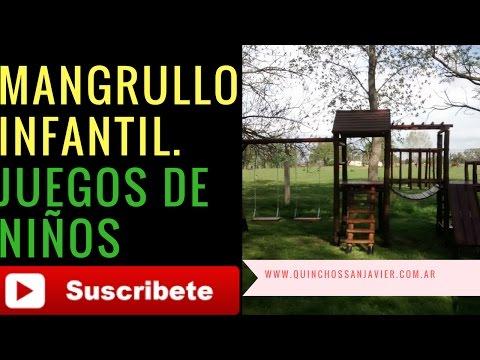 """""""juegos de madera para niños"""" casitas de madera mangrullo de madera"""