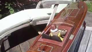 Garwood boats rc    Aeronaut Jenny