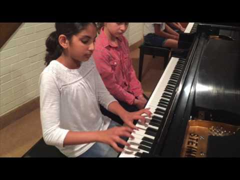 Hanon exercises - 240 Piano finger exercises in all keys