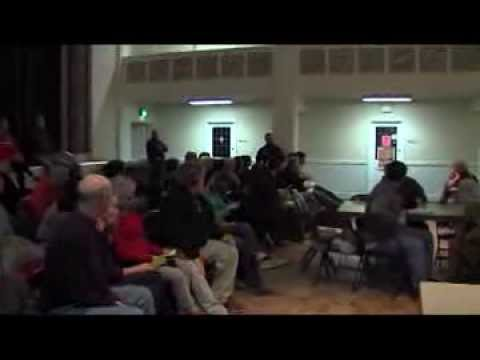 FHNA March 18 Meeting Part 2  CrossBar Liquor License
