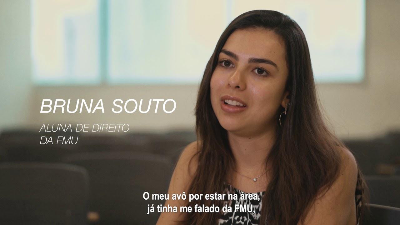 FMU #Conquistei - A história da Bruna