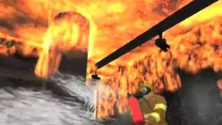 Real Heroes: Firefighter - Wii E3 Trailer