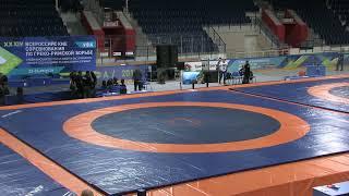 Всероссийские соревнования по греко-римской борьбе памяти Владимира Алексеевича Бормана