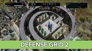 Defense Grid 2 Gameplay on Xbox One - Let
