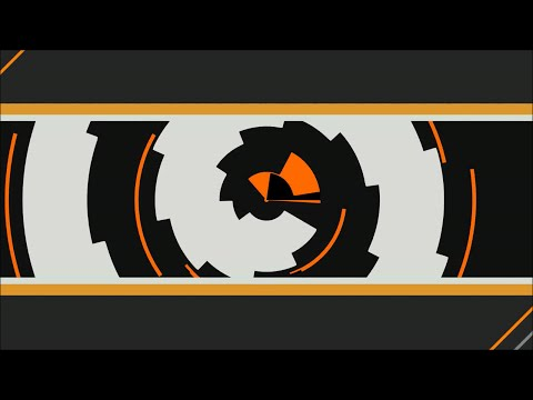 """FREE Blender 2D Intro Template """"BARRICADE"""" [60fps] NEW + FREE DOWNLOAD"""