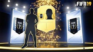 MY FIRST FUT DIVISION RIVALS REWARDS! - FIFA 19 Ultimate Team