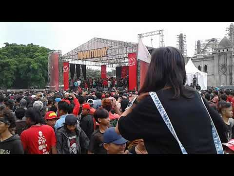 Marjinal - luka kita LIVE LAUNCING PARTY KAMERADZ MAMITODAY