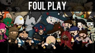 Foul Play - First Impressions - Gameplay / Commentary [PC/XBLA/Steam]