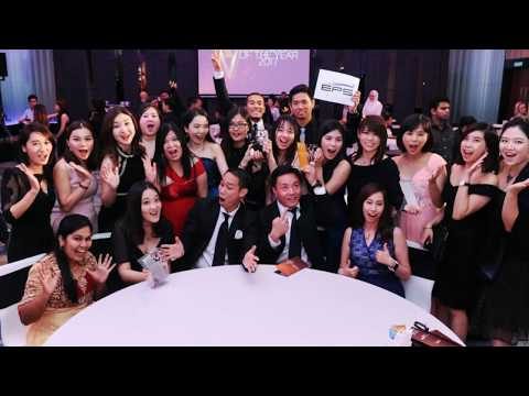 Recruitment Agency of the Year 2017 - EPS Consultants Malaysia