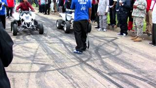 4 Wheeler Drag Race