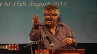 aaine me yeh guftgoo by hariharan at rabindra bhavan madgaon goa 2015 hd