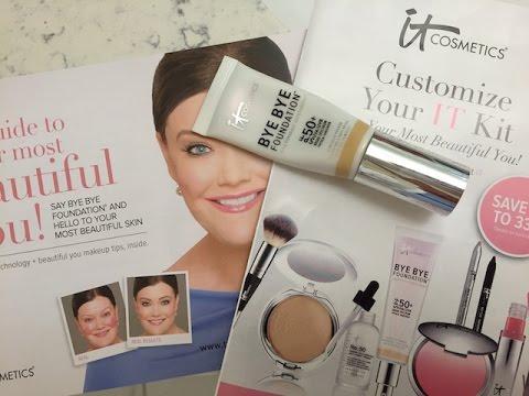 IT Cosmetics Bye Bye Foundation Kit (As Seen On TV)