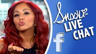 Chat With Me LIVE on Facebook Tonight! (Snooki Special Events)