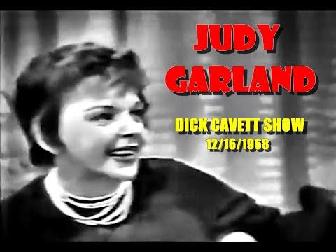 Judy Garland on Dick Cavett Show - Slightly Remastered