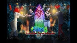 TS4 Zombie Apocalypse -MOD-  Release Trailer