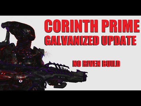 [WARFRAME] Corinth Prime Revisited 2021, Now This Is A Crit Shotgun! l Sisters Of Parvos