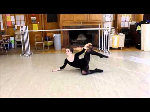 Jacob's Pillow-Musical Theatre Dance 2016 Audition-Sarah VanBindsbergen