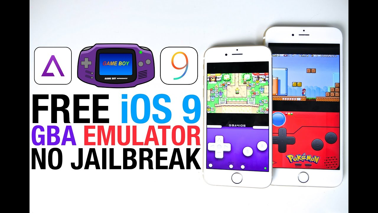 gba emulator for iphone 4 without jailbreak