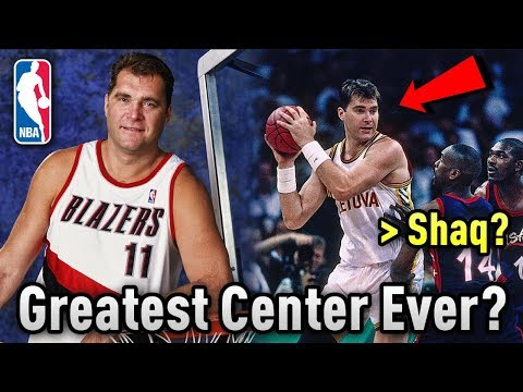 The TOP 10 Center Of ALL TIME That You May Have NEVER Heard Of! | Arvydas Sabonis