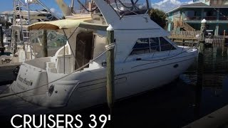[UNAVAILABLE] Used 1999 Cruisers 3585 Flybridge in Pensacola Beach, Florida