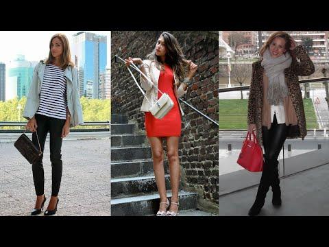 COMBINACIONES DE ROPA  De Moda ELEGANTE Y FINA PARA MUJERES De 30 40 Y 50 Años / Fashion Love