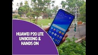 Huawei P20 Lite Unboxing (Nova 3e) Camera Samples, Software Features
