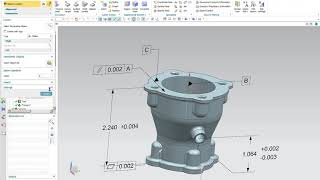 Скачать NX CAD Introduction To PMI Product Manufacturing Information