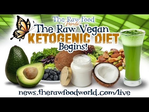 Hangout: The Raw Vegan Ketogenic Diet Begins...!