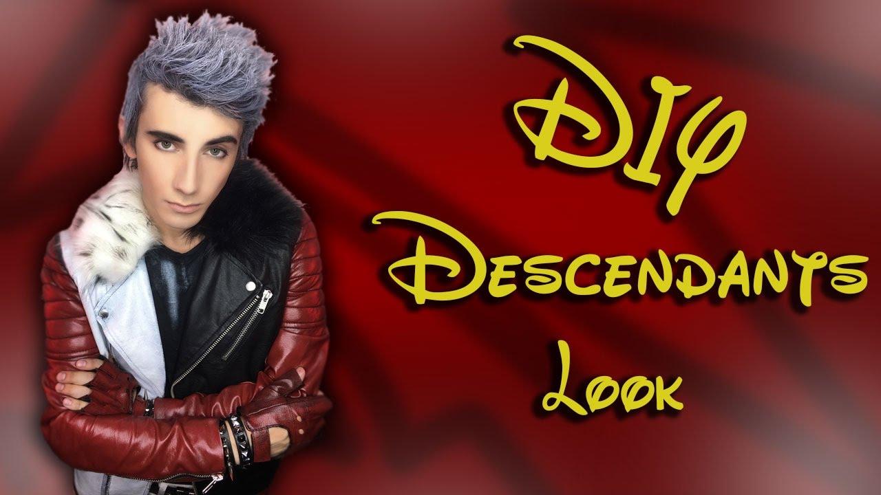 Disney Descendants - Carlos DIY Costume Tutorial   Chris Villain