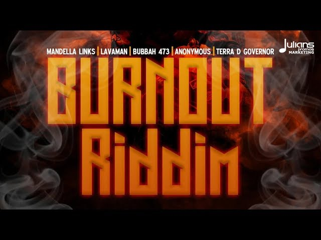 Lavaman - Jab Live On (Burnout Riddim)