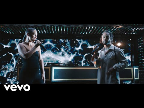 "Alicia Keys - ""Show Me Love"" Ft. Miguel Performance"