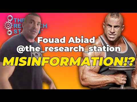Fouad Abiad And The Research Station MISINFORMATION!?