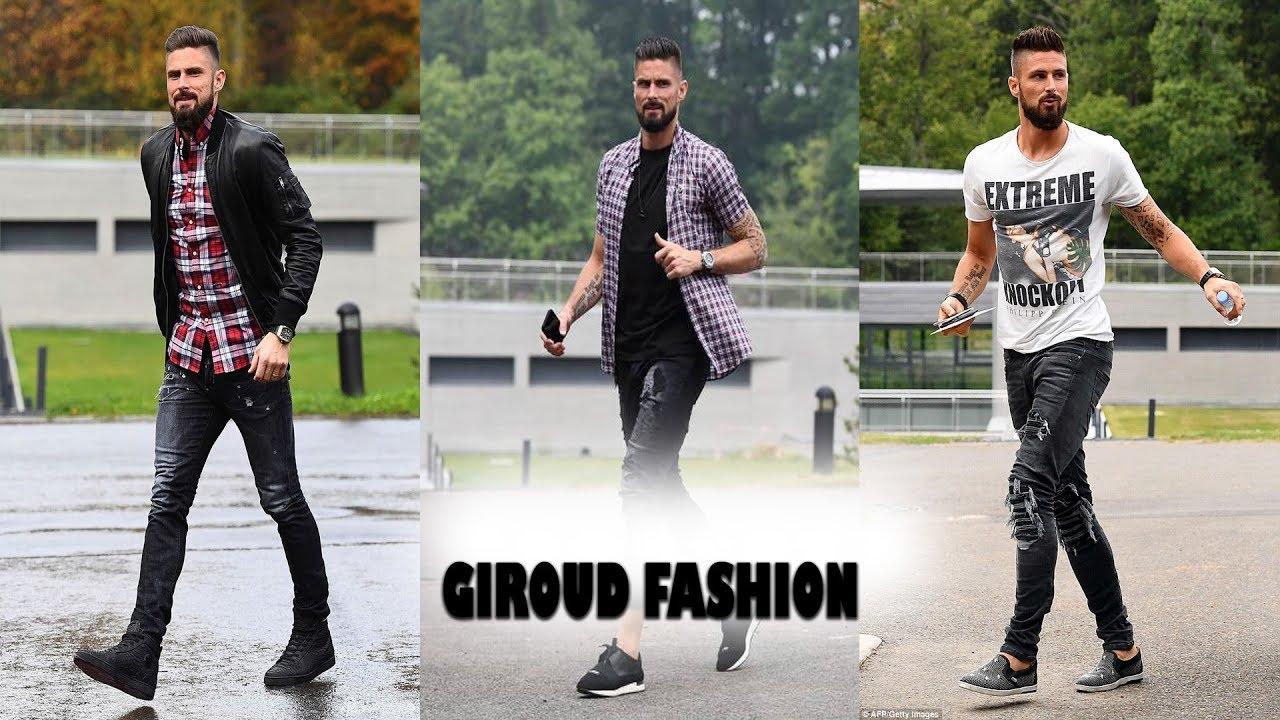 Olivier Giroud Fashion Style 2019 Youtube