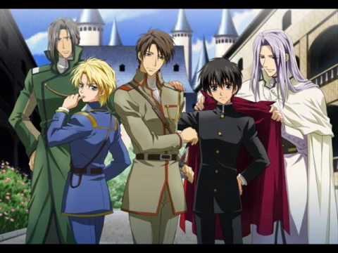 The Stand Up - Hateshinaku Tooi So Ra Ni (Kyo Kara Maoh! Theme Song)
