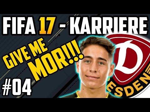 GIVE ME MOR!! Jungstars leihen - FIFA 17 Dynamo Dresden Karriere: Lets Play #04