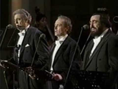 The Three Tenors - You'll Never Walk Alone (Seoul 2001)