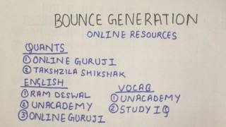 ONLiNE RESOURCES USEFUL FOR SSC CGL