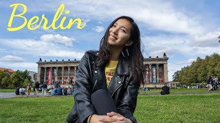 Our Travel to Berlin🇩🇪 Cinematic Video & Vlog l International Couple  #Canonm50 #dji