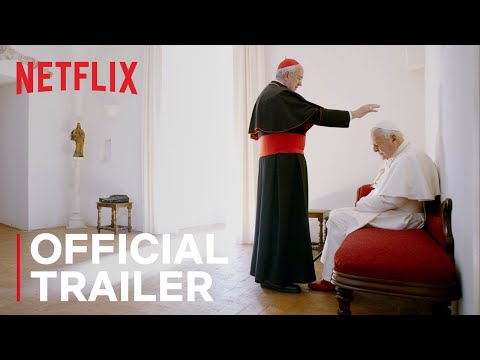 Anthony Hopkins and Jonathan Pryce Star as 'The Two Popes' in New Trailer