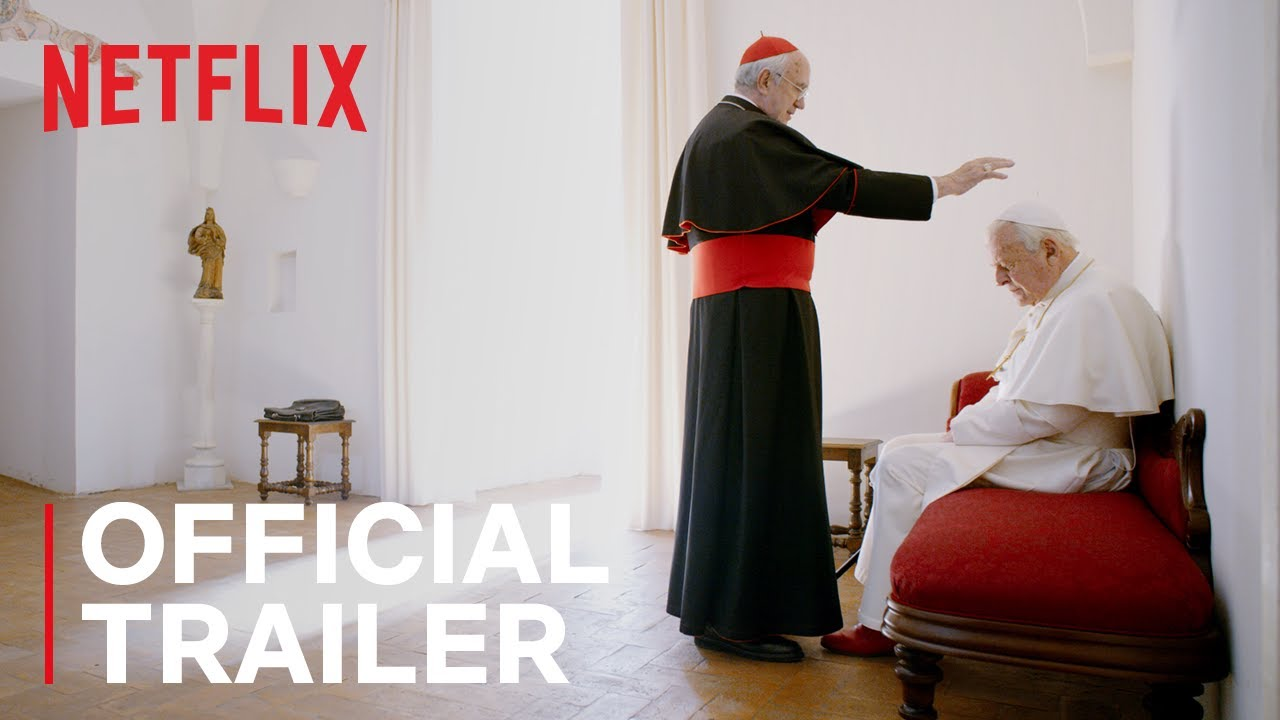The Two Popes | Official Trailer | Netflix