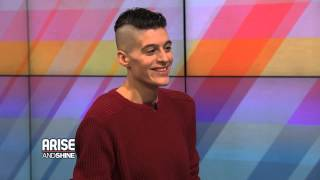 Arise & Shine TV: Rain Dove - Full Interview