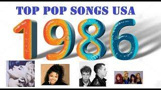 Top Pop Songs USA 1986