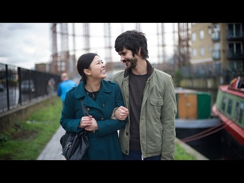 Exclusive  from Lilting with Ben Whishaw and Naomi Christie