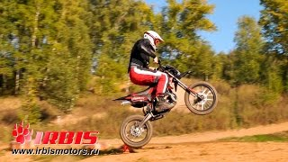 Кроссовый мотоцикл Irbis TTR 125R(, 2014-11-17T13:19:52.000Z)