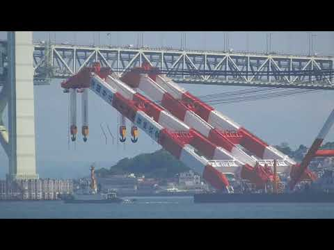 Floating crane MUSASHI 6 2020c