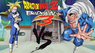 [Dual TAS] Dragon Ball Z Budokai 3 - Trunks vs Dabura (15K Subs Special)