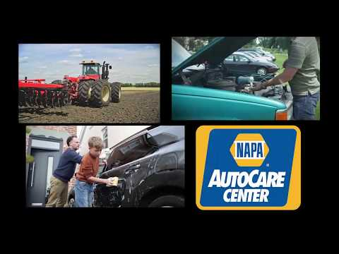 Napa Auto Parts Summer Driving